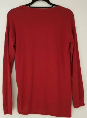 Side With Sleeve Top Xs New Long Ruched Dkny Red Tags Brand xOYwIOTZ
