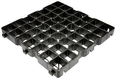 1m² 40LG Maxi Reitplatzmatte Rasengitterplatten Paddockplatten Rasengitterplatte