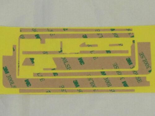 Lot 50 pcs x Apple iPad 2 LCD Adhesive Sticker Tape Touch Screen Digitizer 3M 50