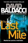 The Last Mile by David Baldacci (Paperback, 2016)