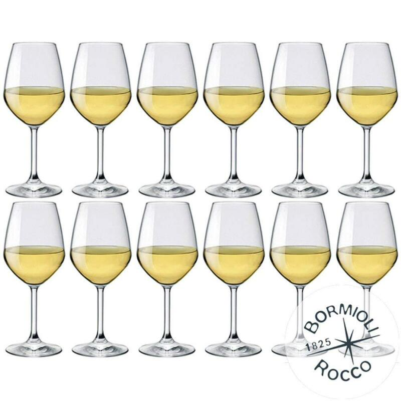 - 12 Bormioli Rocco Set 12 Bicchieri Collezione Glit 30 capacit/à 30 cl