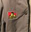 3 PIECES Embroidered Iron On//Sew On Patches//Badge//Label,Ben Davis//Plenty Tough