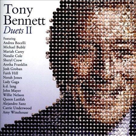1 of 1 - Duets II 2 by Tony Bennett CD & DVD 2 Discs Low Postage