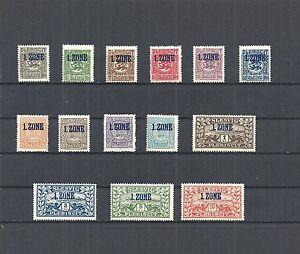 Schleswig-1920-Michelnummer-15-28-postfrisch-Katalogwert-400-00
