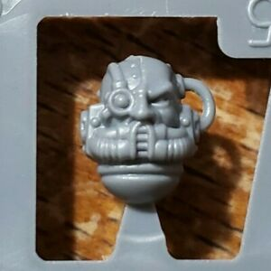 Space Marine STERNGUARD Veteran Bare Head bits 40K B