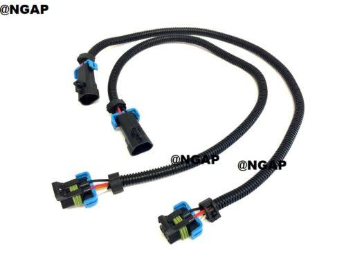 """Pair of 24/"""" Oxygen O2 Sensor Header Extension Harness Fits LS2 LS3 LS7 Camaro"""
