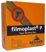 Filmoplast P Archival Mending Tape-3/4w X 164ft.l