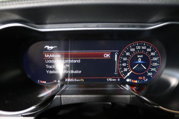 Ford Mustang 5,0 V8 GT Fastback billede 13