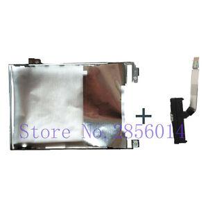 Hot Lenovo Y700 Y700-15 Y700-17 Y700-15ACZ Drive HDD Cable Adapter+Caddy Bracket