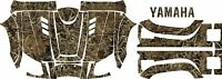 Yamaha Rhino 450 660 700 Grass Camo Wrap Graphic Decal Sticker Kit