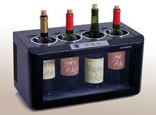 Cavanova Weinkühler für 4 Flaschen  -Der Hit - Getränkekühler OW004 EEK B