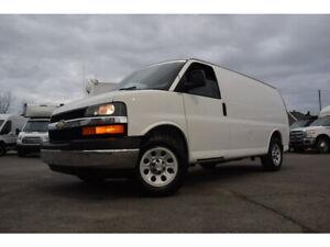 2011 Chevrolet Express 1500 V6 4.3L ** Voir équipement! **