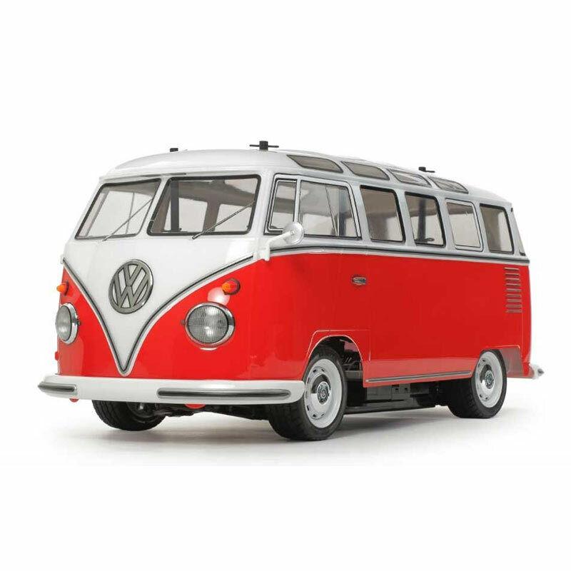 2 (VW Type T1) (M-06)  - Tamiya kit R C - 58668  prezzo all'ingrosso