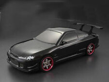 Demon model RC 1:10 Scale On-Road Drift Car Clear Body Tamiya Nismo Nissan S15