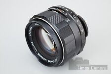 Asahi Pentax Super - Multi - Coated Takumar 50mm f/1.4 f 1.4 Lens for M42 Mount
