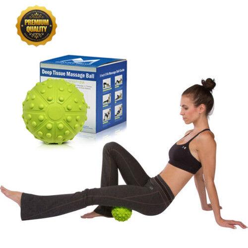 5 inch High Density EVA Massage Ball for Tension Release Deep Tissue Massage