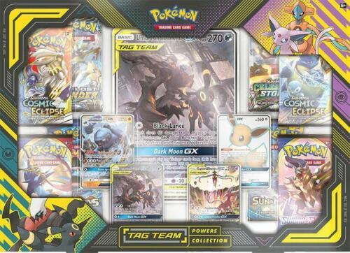 Pokemon TCG Tag Team Powers Collection