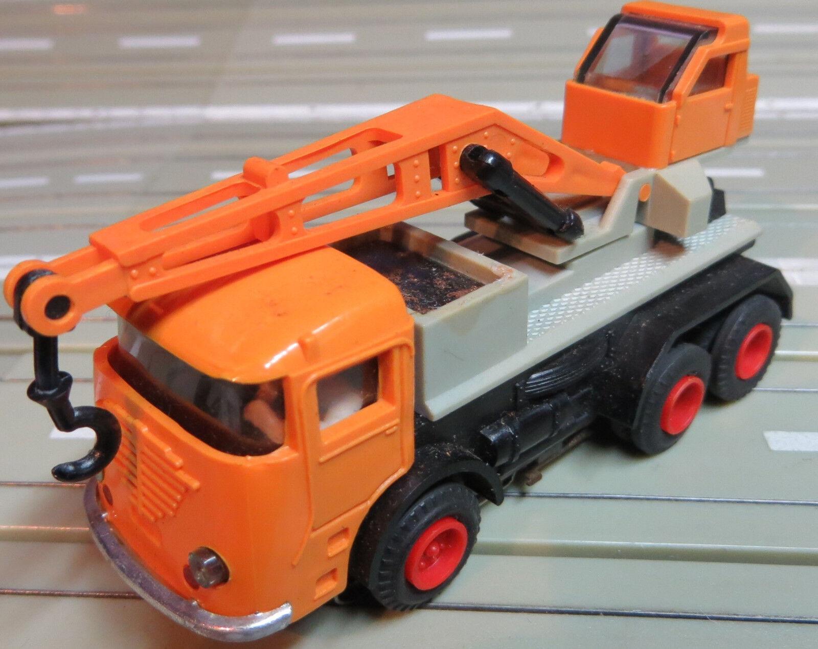 Faller AMS --  Kranwagen LKW mit Zinkmotor
