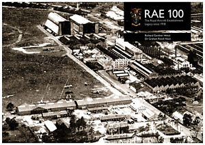 RAE-100-The-Royal-Aircraft-Establishment-Legacy-since-1918-NEW-amp-EXCLUSIVE