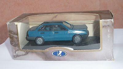 Novoexport Urss 1:43 Vaz 21099 Lada Samara Soviet Cars Automotive