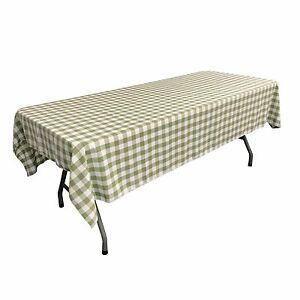 Terrific Details About La Linen Polyester Checkered 60 By 108 Inch Rectangular Tablecloth Made In Usa Ibusinesslaw Wood Chair Design Ideas Ibusinesslaworg
