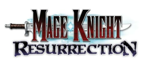 Mage Knight 1x x1 Goldyx (014) Resurrection NM with Card