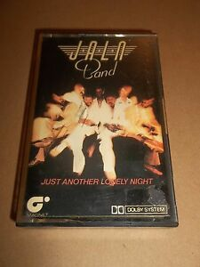 """J.A.L.N. BAND """" JUST ANOTHER LONELY NIGHT """" RARE CASSETTE ALBUM EXCELLENT 1977"""