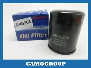 Oil Filter Japanparts For Peugeot 107 108 TOYOTA Auris Avensis Aygo