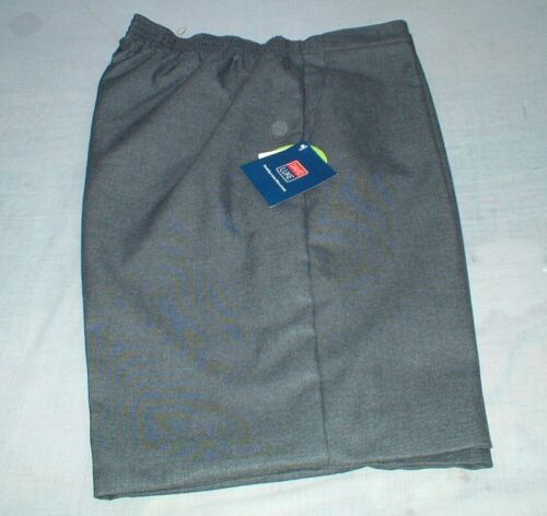 Boys Bermuda Style School Short Trousers in an Adult Size