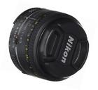Nikon 2137 AF Nikkor 50 mm F/1.8 D FX Full Frame Prime Lens  Nikon DSLR Cameras