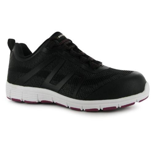 Trabajo de zapatos de seguridad Dunlop botas a damas zapatos de zapatos de seguridad 1008