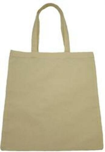 Keep calm and sew on embroidered on tote canvas shopping bag