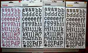 LINDSAY-THICKERS-Pow-Glitter-Letter-amp-Numbers-22-30mmHigh-4-Colour-Choice-L3m