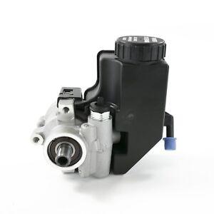 Gm Type Ii Saginaw Performance Aluminum Power Steering Pump W/ Reservoir Satin Bon GoûT