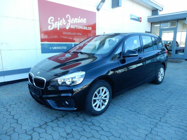 BMW 218i 1,5 Gran Tourer Advantage 5d