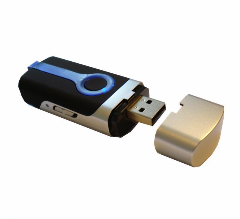 Gt-730fl-s USB Ricevitore GPS Data Logger Foto Tracker BATTERIA 17 ore datalogging