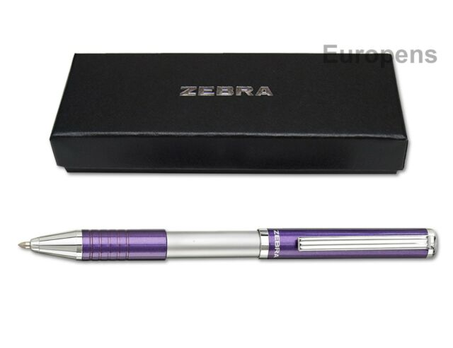 Purple Zebra Pen 25128 1.00mm Expandz