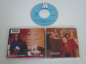 STEVIE-WONDER-CHARACTERS-MOTOWN-ZD72001-CD-ALBUM