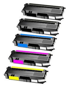 Set-5-toner-XXL-para-hl-4140-CN-mfc-9465-cdn-mfc-9970-CDW-tn320-tn325-hq