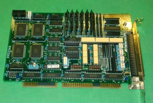 HIVERTEC PPD234A BOARD ISA