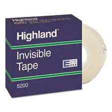 Highland Invisible Permanent Mending Tape 34 X 1296 Clear Mmm6200341296