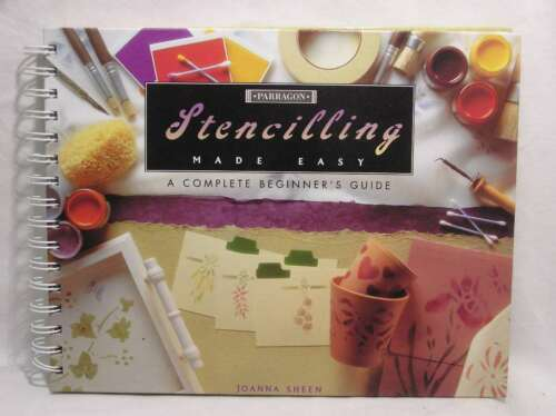 1 of 1 - Stencilling Made Easy, Sheen, Joanna, Excellent Book