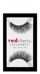Red-Cherry-Lashes-100-Human-Hair-False-Eyelashes-High-Quality-Fake-Lashes