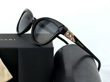 $700 POLARIZED Genuine BVLGARI DIVAS DREAM Cat-Eye Sunglasses BV 8156B 501 T3