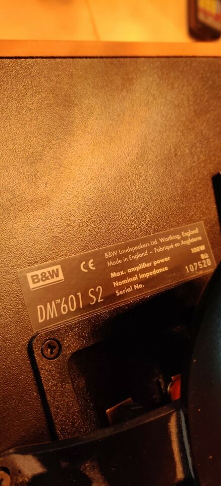 Stereoanlæg , Denon, POA F100