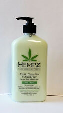 Hempz Exotic Green Tea & Asian Pear Body Moisturizer 17 fl oz