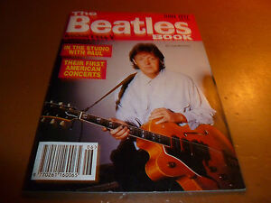 THE-BEATLES-BOOK-MONTHLY-Magazine-No-254-June-1997