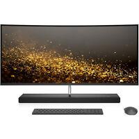 Hewlett Packard Envy 34-b010 Intel Core I7-7700t 1tb 34 Curved All-in-one Compu on sale