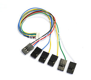 8pin connection cable plug and play set receiverport for. Black Bedroom Furniture Sets. Home Design Ideas