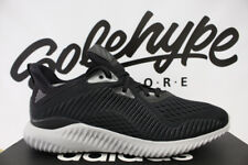 5df0429385e8b ADIDAS ALPHABOUNCE EM UTILITY CORE BLACK WHITE RUNNING SHOE BY4264 SZ 11.5